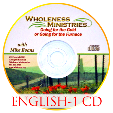Going for the Gold or Going for the Furnace? – English – CD