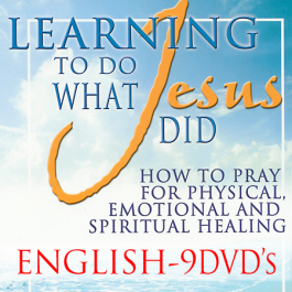 Learning To Do What Jesus Did – English – DVD's